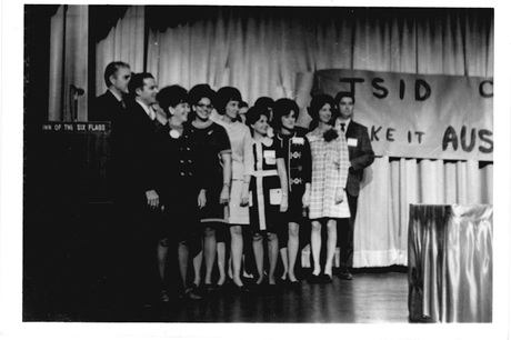 Texas Society of Interpreters for the Deaf, 1964